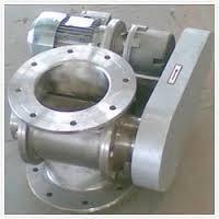 Rotary Air Valve Lock