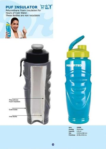 Puf Insulator Water Bottle