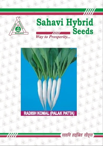 Radish Komal (Palak Patta)