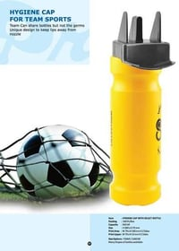Hygiene Cap With G Force Bottle