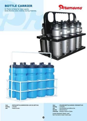 Plastics Bottle Carrier Rack
