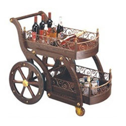 Liqueur Trolley