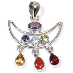 Gemstone fancy Pendant