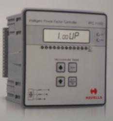 Power Factor Controller Panel