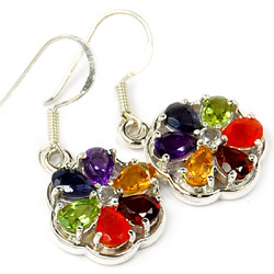 Gemstone fancy Earrings