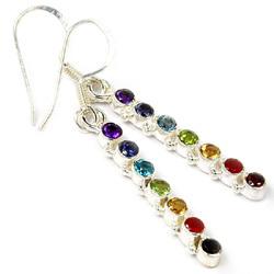 Gemstone Latest Earrings