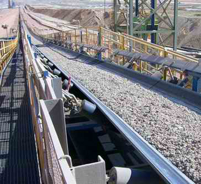 Open Gantry Type Belt Conveyor