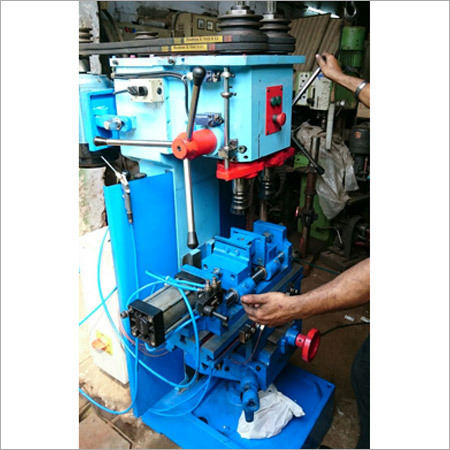 Precision Gang Drilling Machine