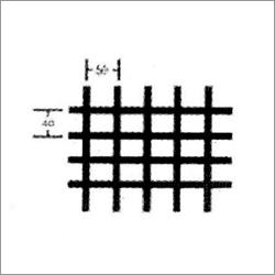 Rectangular Comb Pattern Gratings