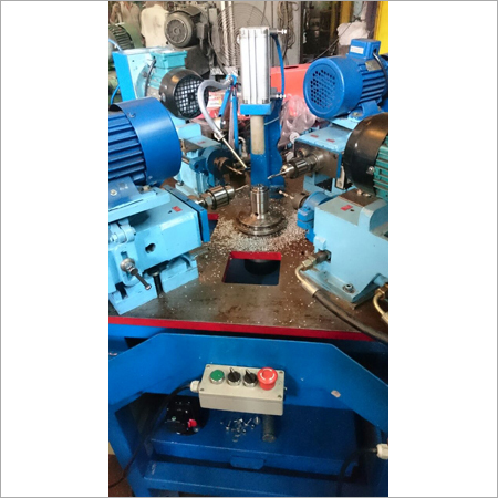 Industrial Gang Drilling Machine