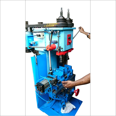 Double Gang Drilling Machine