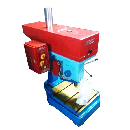 Single Spindle Drilling Machine