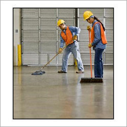 Industrial Housekeeping Services
