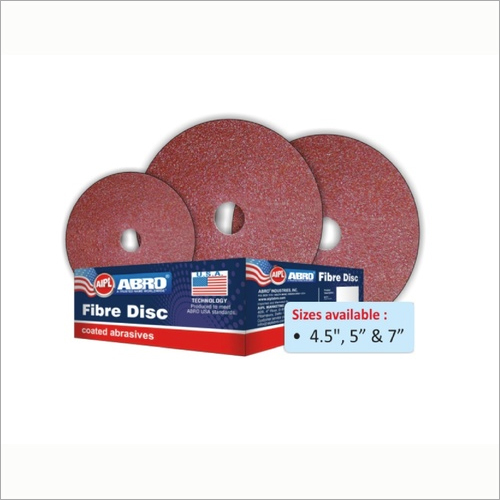 Aluminum Fiber Discs