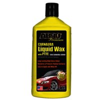 Super Gold Liquid Carnauba Car Wax