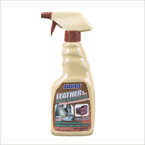 Leather Cream Conditioner