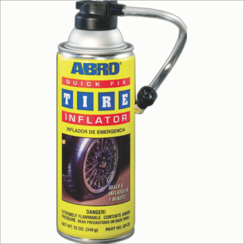 Quick Fix Tire Inflator
