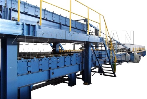 PU Sandwich Panel Production Machine