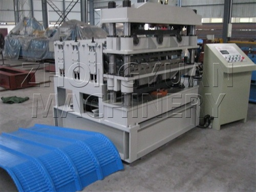 Hydraulic Crimping Roll Forming Machine