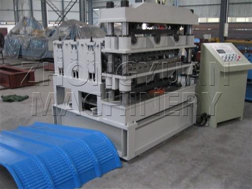 Hydraulic Crimping Roll Forming Machine