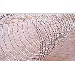 Concertina Wire Fencing