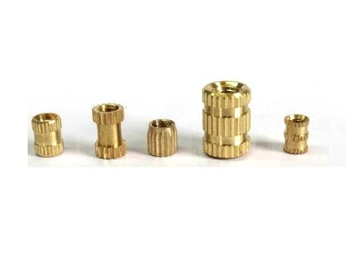 Brass Inserts Nut