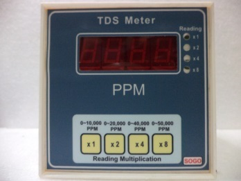 TDS Meter ( Multi-Range )