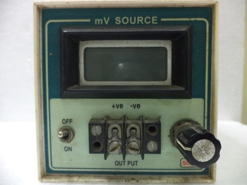 mV DC signal source