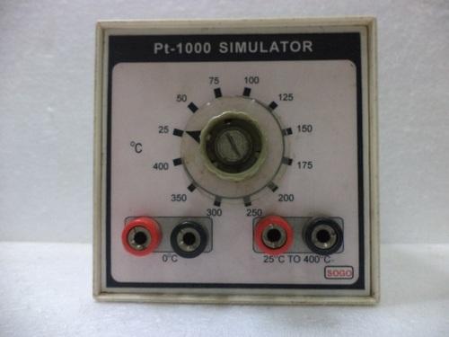 Pt-1000 Simulator