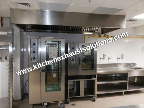 Industrial Kitchen Exhaust System
