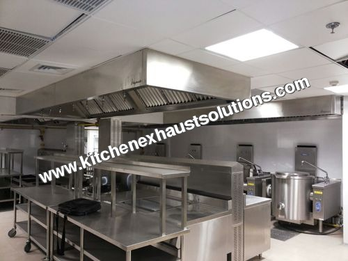 Commercial Kitchen Exhaust