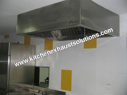 Kitchen Smoke Ventilation System