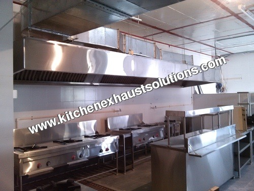 Industrial Kitchen Ventilation Equipments