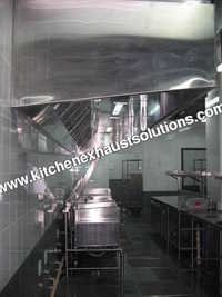 Commercial Kitchen Exhaust Hoods