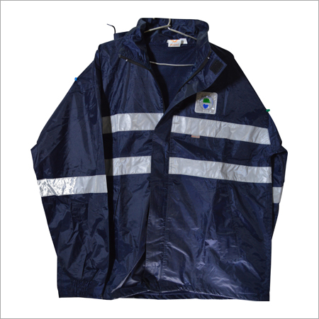 Reflective Rainwear Jacket