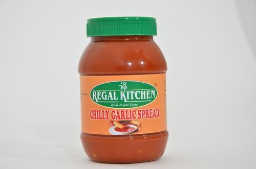 Chilly Garlic Spread