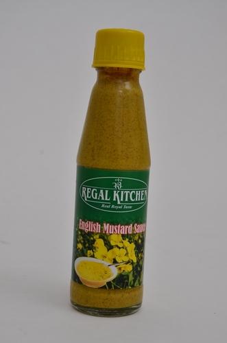Mustard Sauce 200g