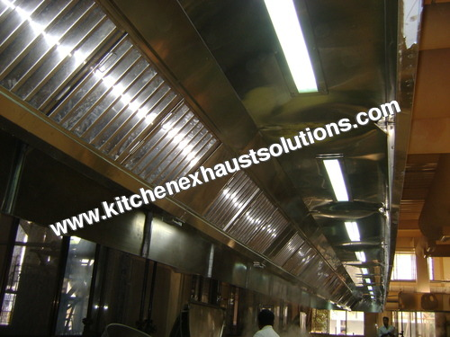 Hotel Kitchen Exhaust System