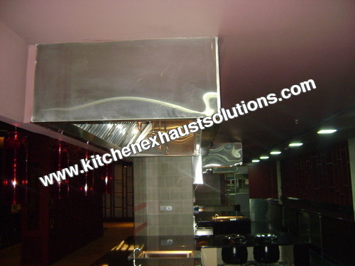 Restaurant Kitchen Exhaust Hood