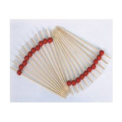 Bamboo Bead Red