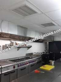 Energy Efficient Kitchen Ventilation System
