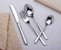Sleek Cutlery Set