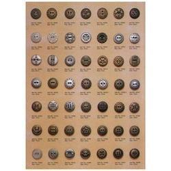Decorative Metal Button