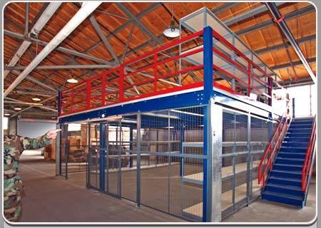 Modular Mezzanine Floors