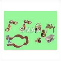 Copper Ground Rod Clamp