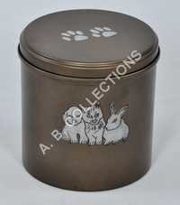 Iron Funeral Pet Urn