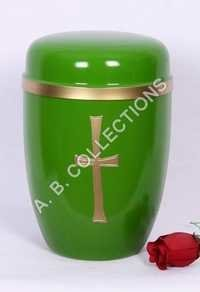 METAL CHEAP URN