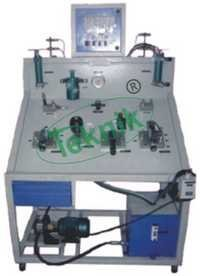 Hydrullic Trainer Setup