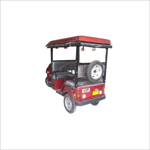 Passanger E- Rickshaw