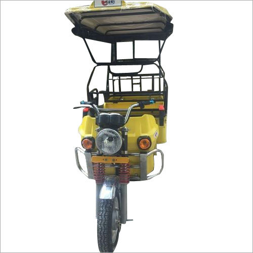 Electric Battery Auto Rickshaw
